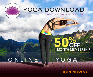 50% Off Monthly Elite Online Yoga Packages